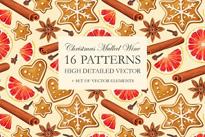 Mulled Wine Patterns