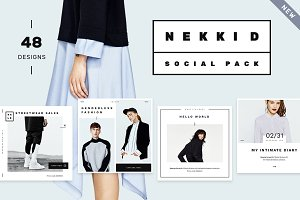 Nekkid - Social Media Booster Pack