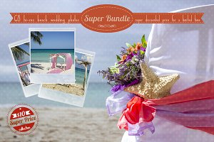 super bundle: beach weddings