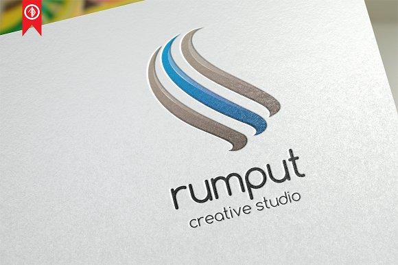Abstract / Rumput - Logo Template in Logo Templates