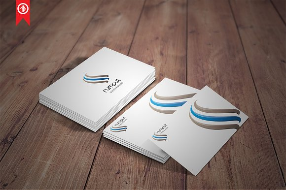 Abstract / Rumput - Logo Template in Logo Templates - product preview 5