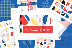 POP Pattern Bundle