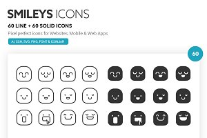 Smileys Icons