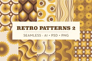Retro Patterns 2