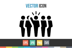 Leader, Leadership, Director Vector
