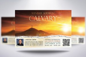 Calvary Church Flyer