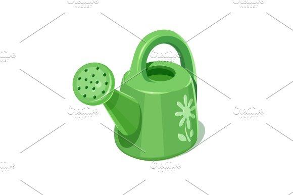 Watering Can Garden Instrument