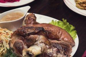 Tasty Pork Shank