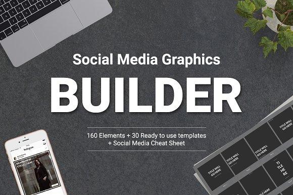 30 off social media graphics builder social media templates