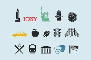 15 New York City Icons