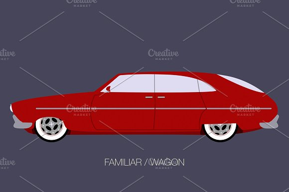 Wagon Classic Car