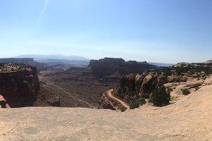 Desert Panorama Photo Set