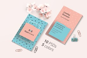 Stylish Events Business Cards