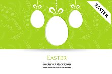4 Easter cards