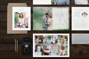 Photographer Magazine Template