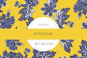 Katazome Print