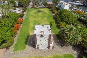 San Sebastian de la Gomera cityscape