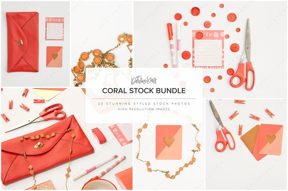 Coral Styled Stock Bundle AR