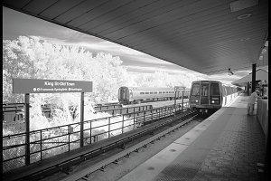 King St - Old Town Alexandria Metro