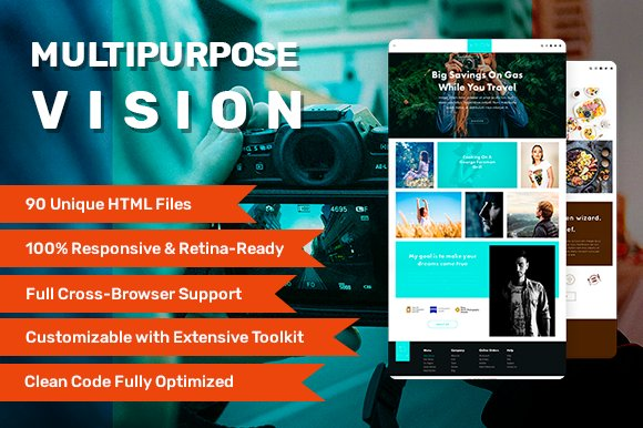 Vision Multi-Purpose Portfolio