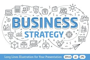 Illustration Business Strategy