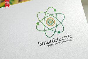 Smart Electric / Atom - Logo