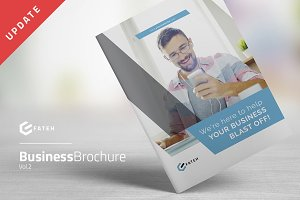 Business Brochure Vol.2