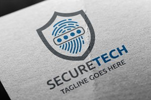 Secure Tech Logo