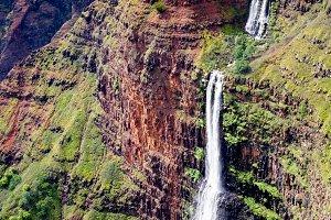 Waipoo Falls, Waimea Canyon, Kauai