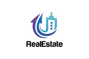 Real Estate Arrow Logo