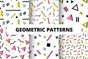 Memphis Geometric Patterns