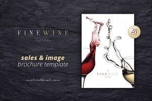 Fine Wine Vol. 1 Brochure