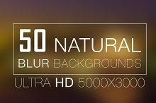50 Natural Blur Backgrounds