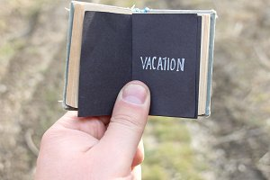 Vacation, travel motivation
