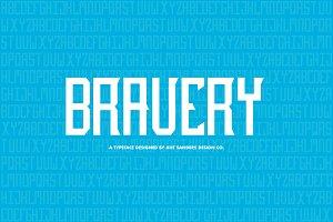 ASD Bravery Font Family