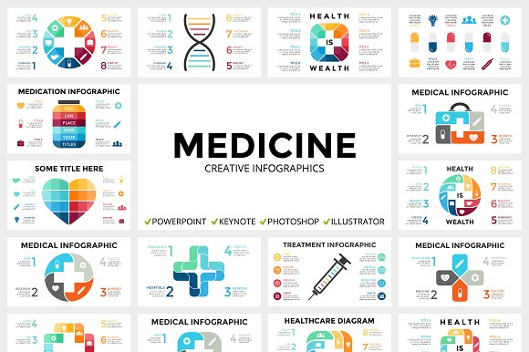 Medical infographic ppt key psd eps presentation templates ppt key psd eps presentations toneelgroepblik Gallery