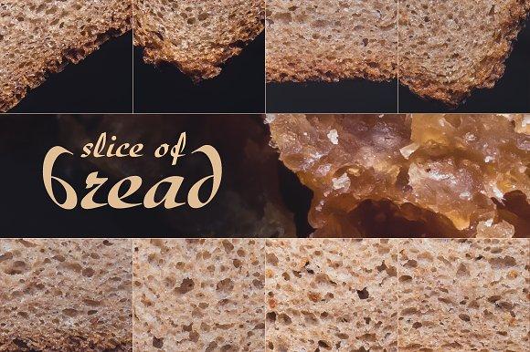 Slice Of Bread Photopack