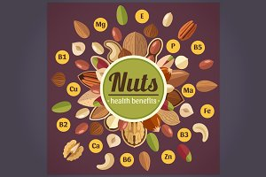 Nuts poster