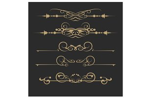 Design Elements Vector, Royal 2