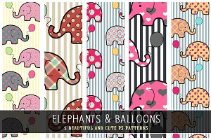 Elephants & Balloons