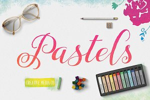 Chalk Pastels Toolkit