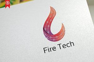Fire Technology / Network - Logo