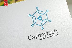 Cyber Technology - Logo Template