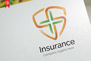 Insurance / Healthy Shield - Logo