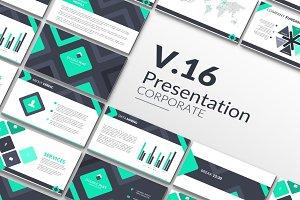 Presentation Corporate 16
