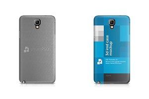 Galaxy Note 3-Neo Lite 3d IMD Case