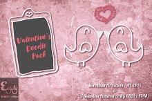 Valentines Doodle Pack