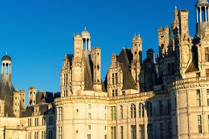 The royal Chateau de Chambord