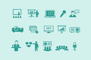15 Presentation Icons