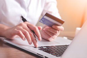 Online payment and shopping